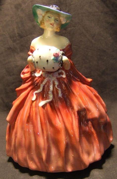 21: Royal Doulton HN1962 Figurine, Genevieve, Excellent