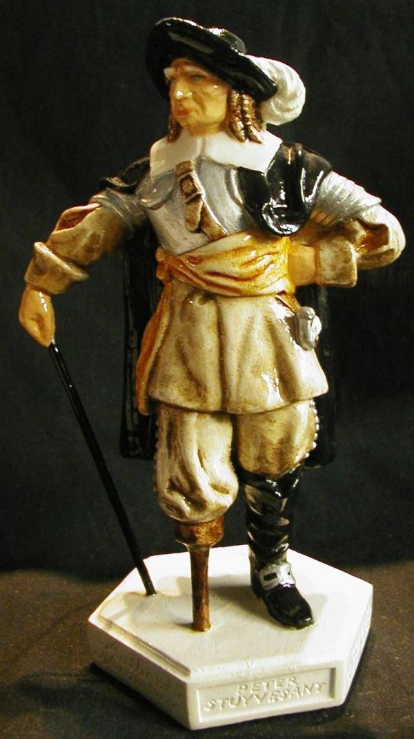 245: Sebastian Miniatures Peter Stuyvesant