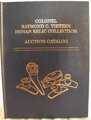 Full Complete Catalog of Vietzen Auction