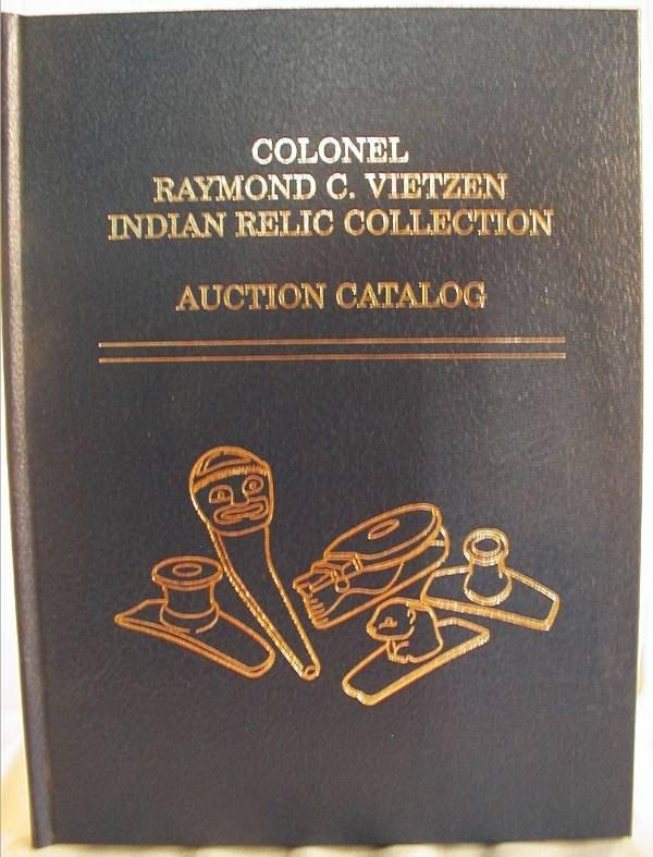 2022: Full Complete Catalog of Vietzen Auction