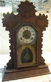 1001: Victorian Kitchen Gingerbread Clock, Works