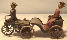 """4188: Lehmann Mars Cycle, 1901-1935, 8"""" Long, Works"""
