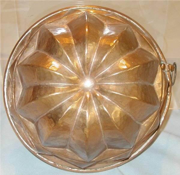 3004: Primitive Copper Biscuit Mold