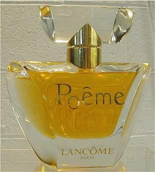 Poeme Lancome Paris Factice Dummy Perfume