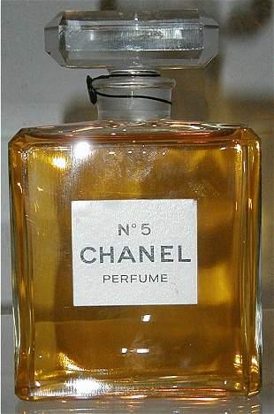 Chanel No.5 Parfume Factice Dummy Bottle