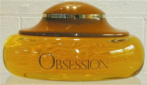8: Obsession Clavin Klein Factice Dummy Bottle