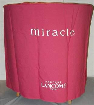 Miracle Parfums Lancome, Paris Table Cloth