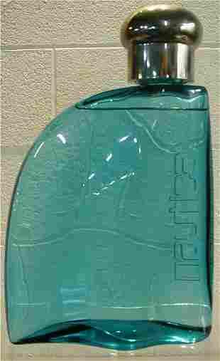 "Nautica Perfume Factice Dummy Bottle, 11""H"