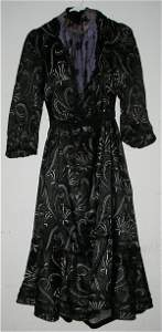 46: 1800's Period Dress