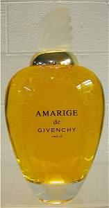 """239: Amaraige De Givenchy Factice Dummy Bottle, 13""""H"""