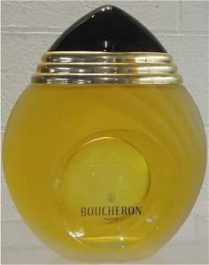 """270: Boucheron, Paris, Factice Dummy Bottle, 11""""H"""