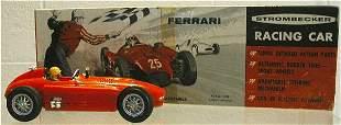 Strombecker Ferrari Race Car, Assembled