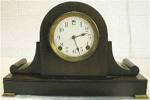 Sessions Dome Top Mantle Clock