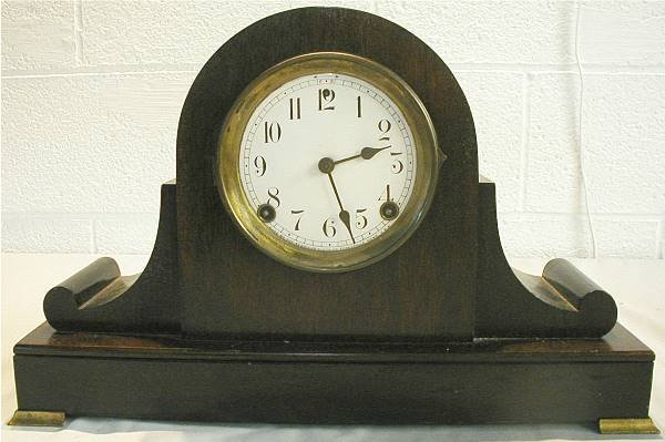 1008: Sessions Dome Top Mantle Clock