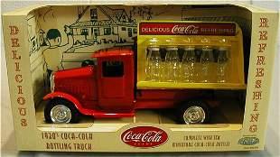 Contemporary Metacraft Coca Cola Truck MIB