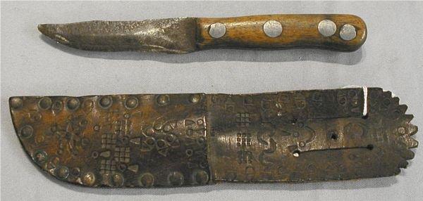 2023: Frontier Knife, Circa 1860's
