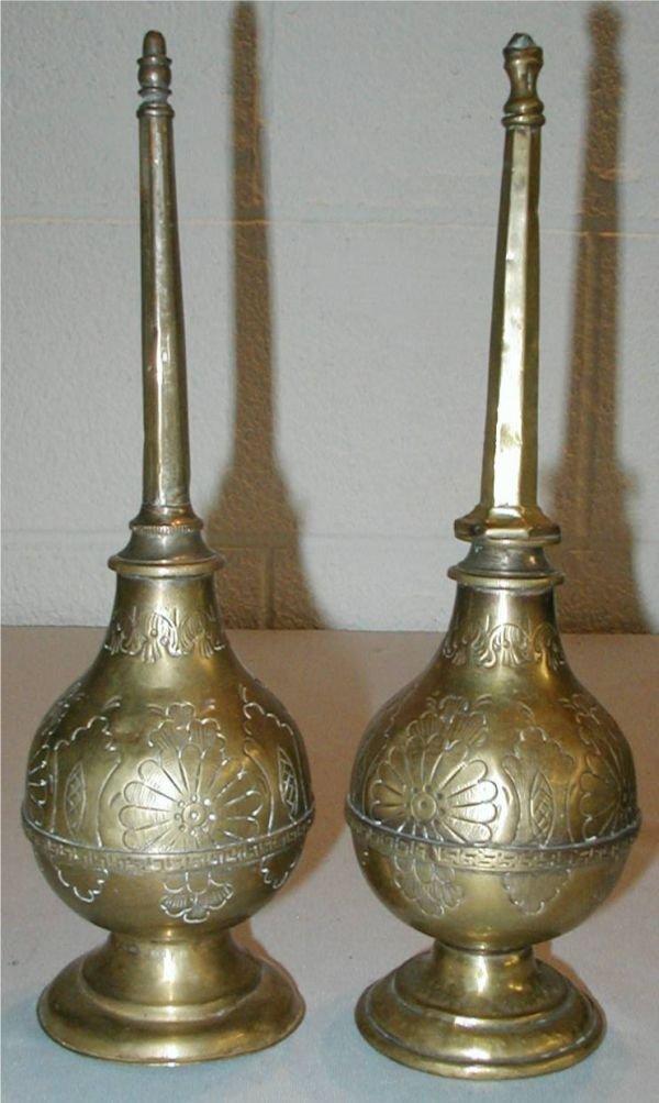 16: Pr. Brass Church Sensors, Mkd. H.Laubenbordal
