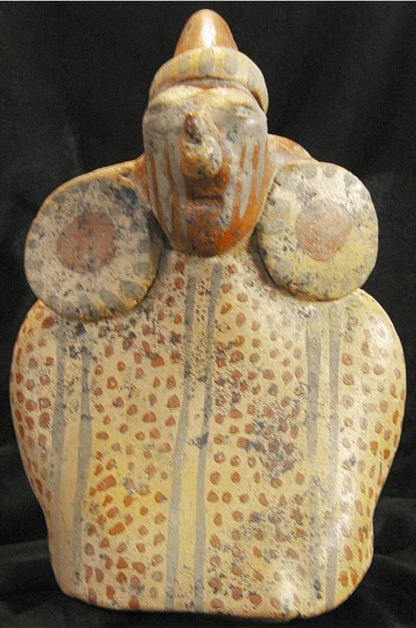 1017: Myan Human Effigy, Pre-Columbian