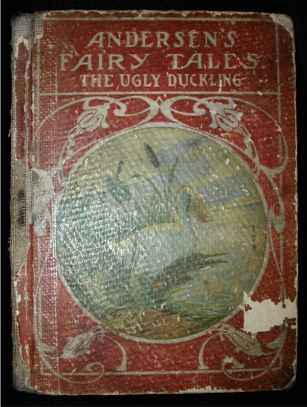 1008: 1908 Anderson's Fairy Tales by the Dully & Britt
