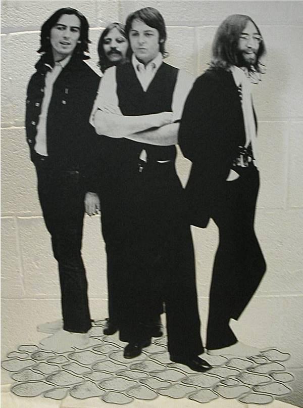 3001: Beatles Standup Promo, 21 x 16, Excellent Conditi