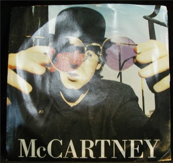 3005: Twelve McCarthy 45 Records with Covers, Excellent
