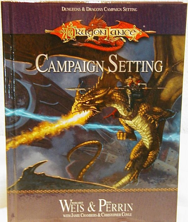 3014: Dungeons & Dragons Dragonlance Campaign Setting,