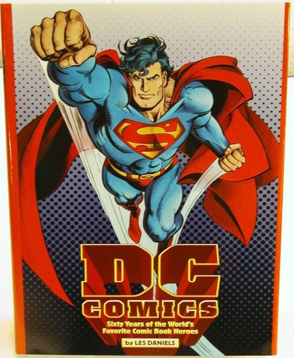 3058: DC Comics 9 x 12 Very Rare Employee & Freelance C