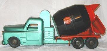 8: Structo Cement Mixer c 1950's