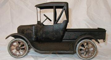 14: Buddy L Model T 210 1925-30