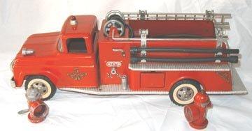 20: Tonka Pumper Truck