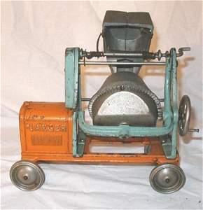 """202: Kenton Jaeger Cement Mixer 9"""" Long"""