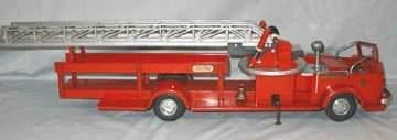 """222: Doepke Aerial Ladder Truck 34"""" long"""