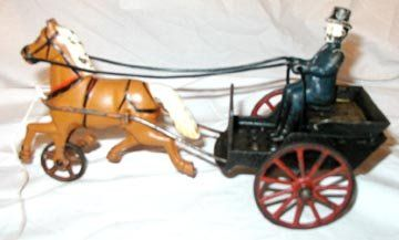 Pratt & Letchworth Doctor's Cart