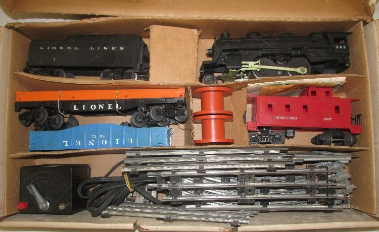 Lionel Freight Train Set #11201 w/ Box
