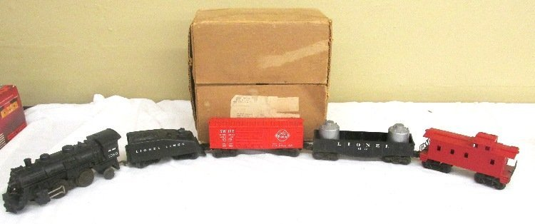 Lionel Freight Train Set #X600 with Box