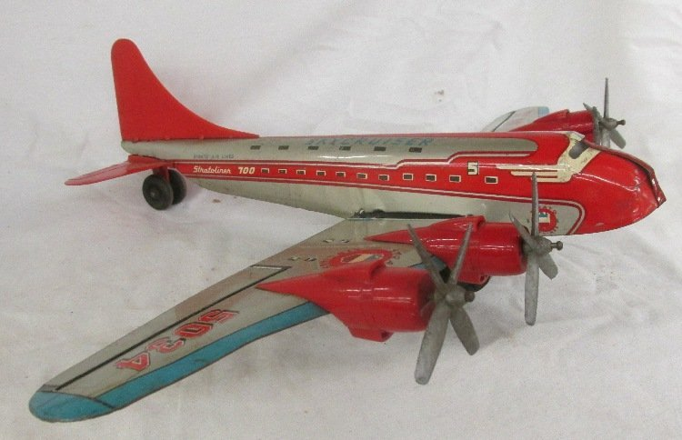 Marx Frction Stratoliner Sky Cruiser Airplane