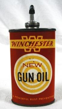2007: Winchester Gun Oil Can