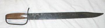 2012: Civil War Confederate D Guard Sword