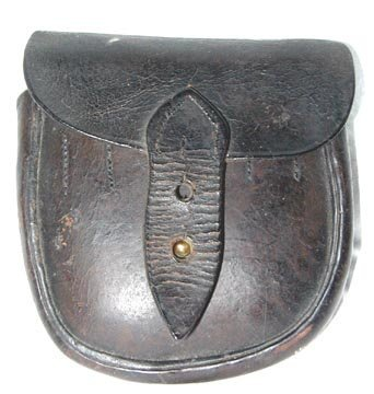 2015: Leather Cartridge Pouch