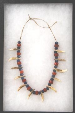 2023: Indian Trade Bead Necklace