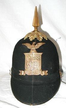 2024: 1880's-1890's NY Guard Military Helmet