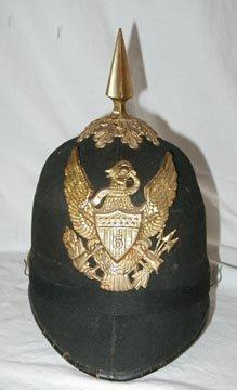 2043: 1880's- 1890's Army Helmet
