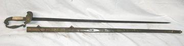 2060: US Militia Infantry Officer's Sword