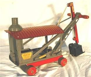 Keystone Ride Em Steam Shovel