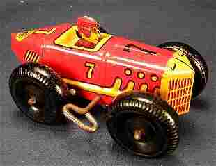 Marx #7 Midget Racer