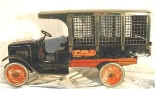 Buddy L Railway Express