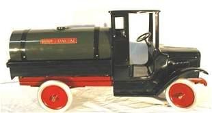 Buddy L Oil Truck