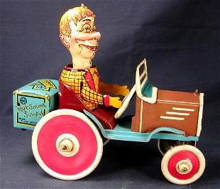 Marx Mortimer Snerd Tricky Taxi