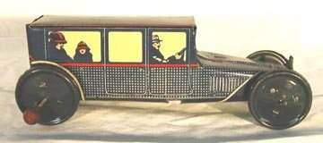 181: Touring Car, tin litho