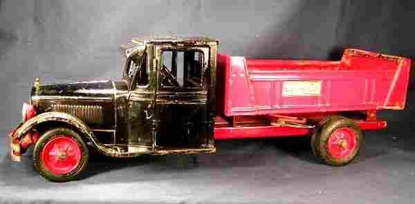 218: Buddy L Junior Dump Truck